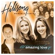 Cd Hillsong - Amazing Love - Worship Series - Frete Grátis