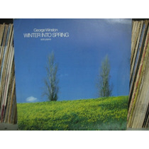 Lp George Winston Winter Into Spring