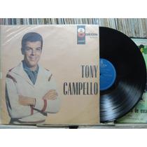 Tony Campello C/ Mario Genari Filho Seu Conjunto 1º Lp