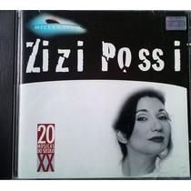 Cd Zizi Possi - Millenium (sucessos)