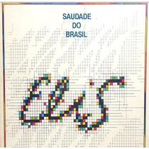 Elis Regina 1980 Saudade Do Brasil Box Set 2 Lps + Encartes