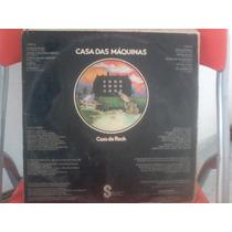 Vinil Da Banda Casa Das Máquinas!raro!