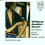 Cd Mozart Piano Sonatas 11-13