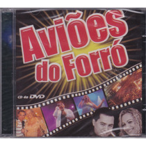 Aviões Do Forró - Cd Do Dvd - Lacrado De Fábrica