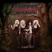 Crucified Barbara - The Midnight Chase [ Cd Orig Importado ]