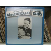 Lp Jeanette Macdonald & Nelson Eddy 1984 Balalaika Romeu E