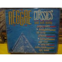 Reggae Classics - Cd Coletanea Dupla - Importada