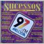 Cd Melodia Fm 97,3 Sucessos Vol 2 J Neto Aline Tabernaculo