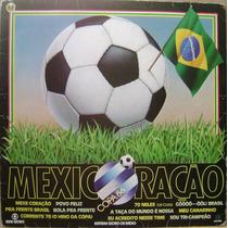 Lp Mexicoração - Copa 86 - 1986