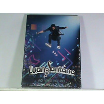 Dvd + Cd - Luan Santana - Ao Vivo No Rio (novo, Lacrado)