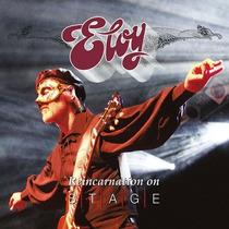 Cd Eloy Reincarnation On Stage (live) [import] Lacrado