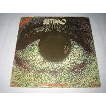 Sétimo Sentido - Trilha Internacional - 1982 - Lp