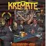 Cd-kremate-the Greatest Joke-thrash Metal Nacional-frete R$6