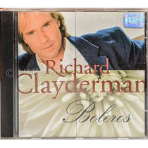 Cd - Richard Clayderman: Boleros