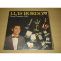 Vinil Lp Luiz Bordon Harpas Paraguaia Vol.3 1975/1983