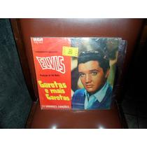 Lp Vinil - Elvis Presley - Disco Em Bom Estado Serado
