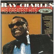 Ray Charles-his Greatest Hits Vol.2 (original Raro)