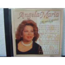 Cd Angela Maria - Amigos