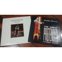 Freddie Mercury Lote C/2 Single 12