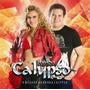 Dvd O Melhor Da Banda Calypson Original Lacrado