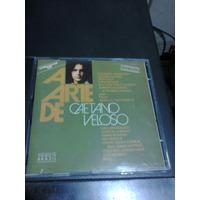 Cd Caetano Veloso A Arte (grandes Sucessos)
