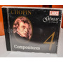 Cd - Caras Gênios Da Música 2 - Compositores 4 Chopin
