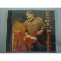 Cd Jorge Aragão - Ao Vivo - 1999