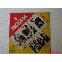 4 Sucessos - Volume 4 - Compacto, Edição 1967