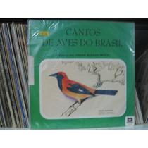 Lp Johan Dalgas Frisch Canto Das Aves Do Brasil Exx Estado