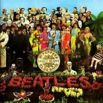Cd The Beatles - Sgt.pepper´s Lonely Hearts Club Band