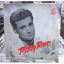 Teddy Reno Lp E Capa Médio Estado
