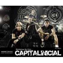 Dvd Karaoke Capital Inicial - Dvdoke Músicas Videoke