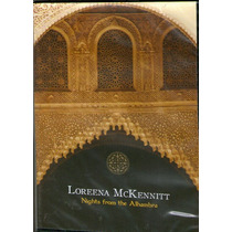 Dvd Loreena Mckennitt - Nights From The Alhambra - Novo***