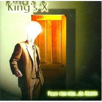 Kings X - Please Come Home Mr Bulbous Importado