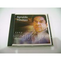 Cd - Agnaldo Timoteo Para Sempre 14 Sucessos