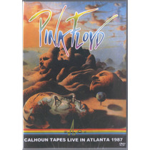 Pink Floyd-calhoum Tapes Live In Atlanta 1987-dvd Novo Raro