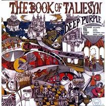 Cd Deep Purple The Book Of Taliesyn Peça Única Novo!!