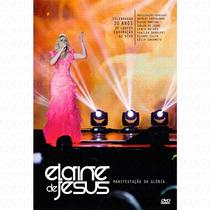 Dvd Elaine De Jesus - Manifestação Da Glória.