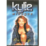 Kylie Minogue - Dvd - On The Go - Live In Japan - Usado