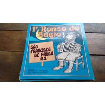 Lp Ronco Do Bugio (gaúcho)/ Os Tres Xirús E Outros