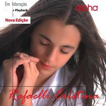 Cd Rafaelli Cristina - Em Adoração * Bônus Playback
