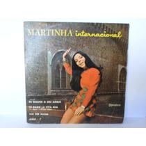 Compacto Martinha / Vinil / 1970 / Frete Grátis