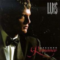 Cd Luis Miguel - Segundo Romance (1994) Novo Original