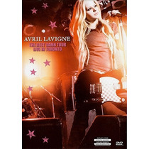Dvd Avril Lavigne The Best Damn Tour Live In Toronto Lacrado