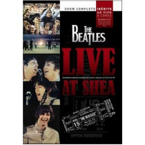 Beatles Live At Shea Stadium Dvd Original Lacrado