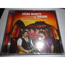 Cd Cesar Menotti E Fabiano Ao Vivo No Morro Da Urca[dini32]