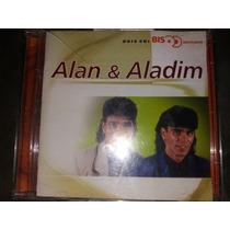 Cd - Alan E Aladim Série Bis(duplo)