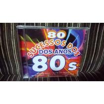 Cd Duplo Original Sucessos Dos Anos 80