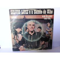 Compacto Silvio Luiz E A Banda Do Olho / Frete Grátis