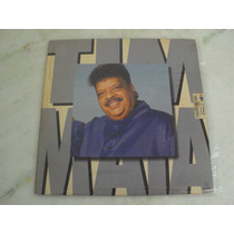 Lp Tim Maia - 1993 Romântico C/ Encarte (excelente)